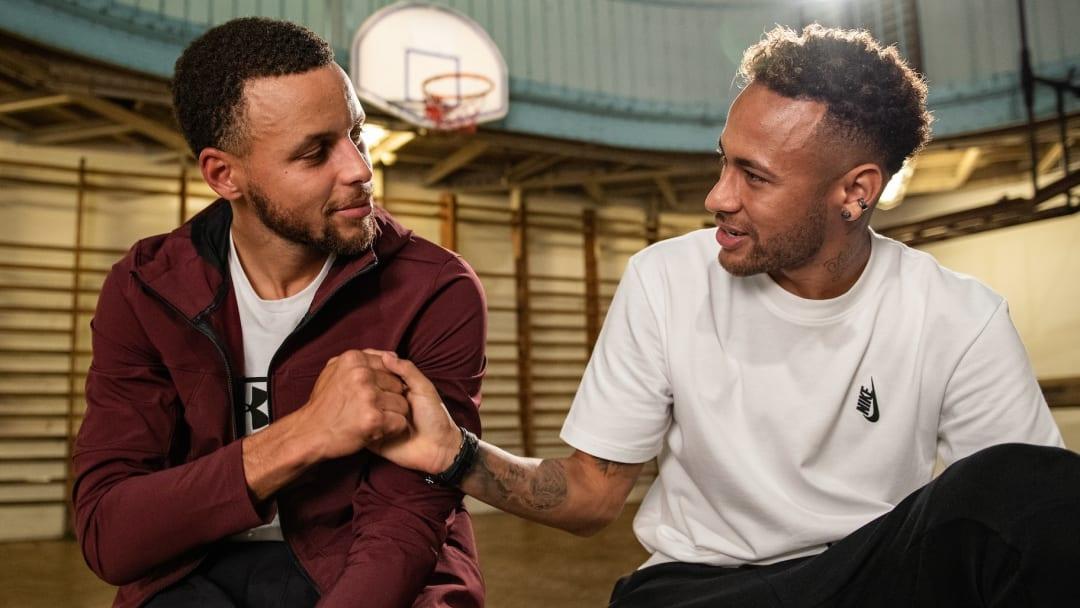 Encontros Neymar Curry The Players Tribune