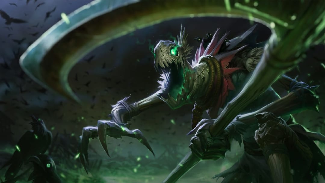 Learning a League of Legends Fiddlesticks build for the preseason can prepare you for 2020.