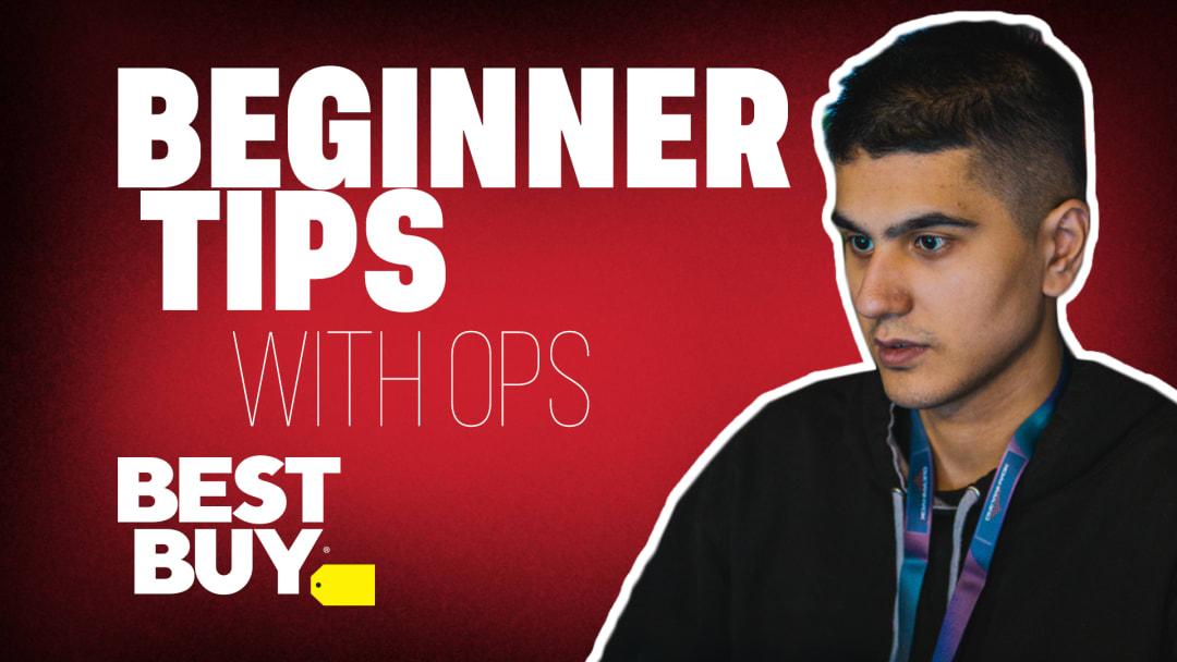 Fortnite Beginner Tips from Misfits Ops