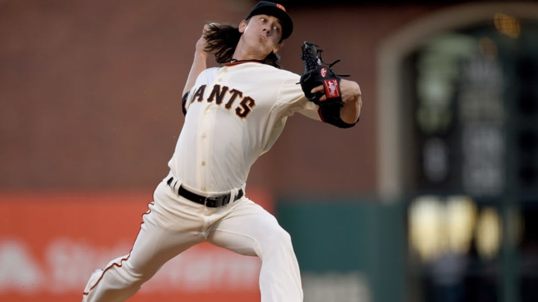 Tim Lincecum. (Photo by Thearon W. Henderson/Getty Images)