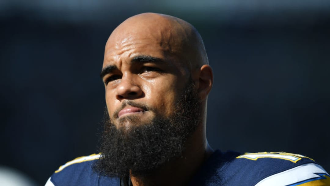 Keenan Allen #13 of the Los Angeles Chargers (Photo by Harry How/Getty Images)