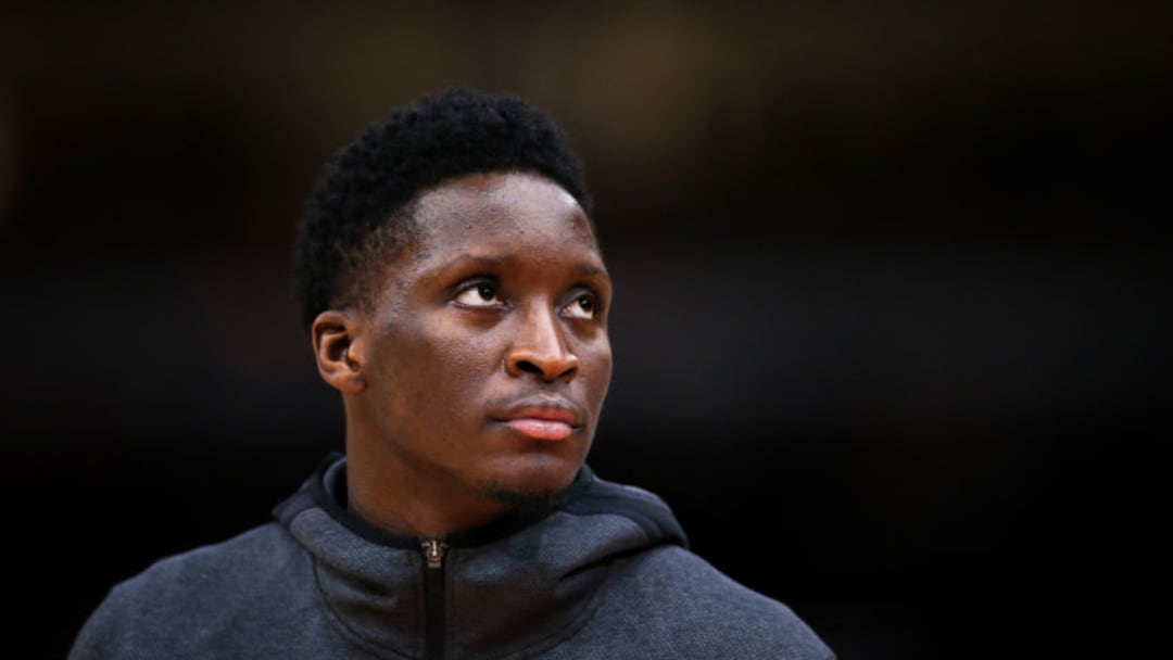 Victor Oladipo #4 of the Houston Rockets (Photo by Dylan Buell/Getty Images)