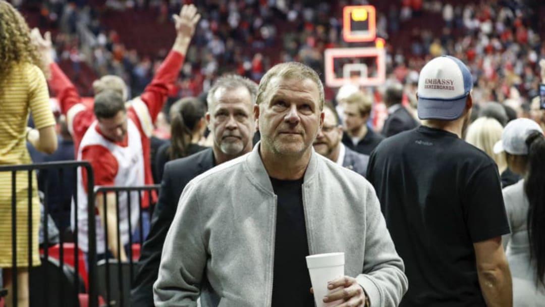 Houston Rockets Tilman Fertitta (Photo by Tim Warner/Getty Images)