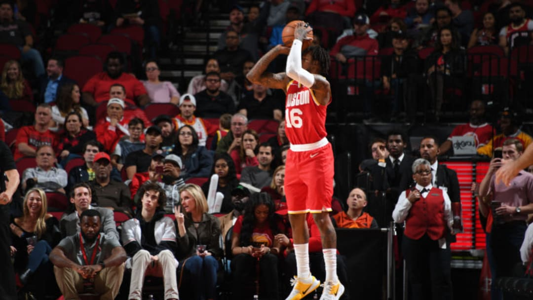 Houston Rockets Ben McLemore (Photo by Cato Cataldo/NBAE via Getty Images)