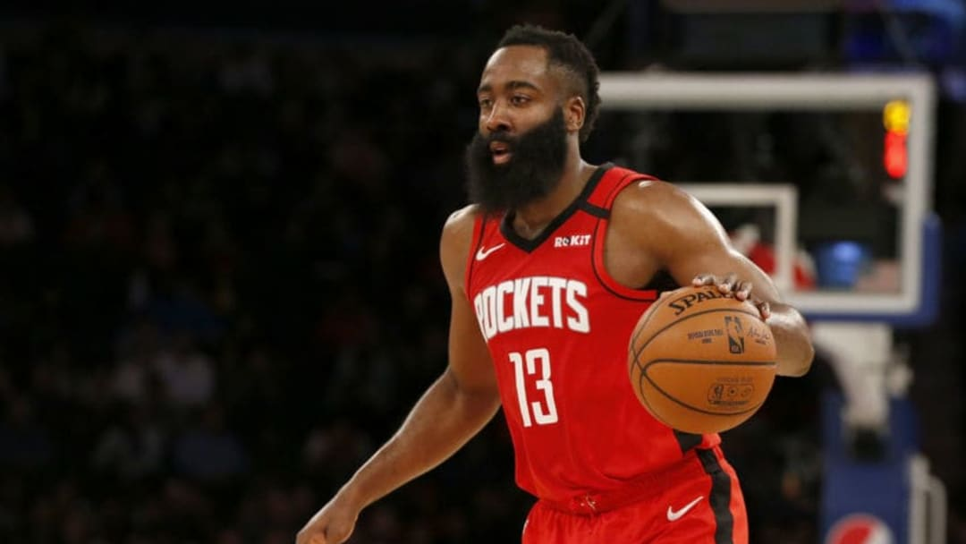 Houston Rockets James Harden (Photo by Jim McIsaac/Getty Images)