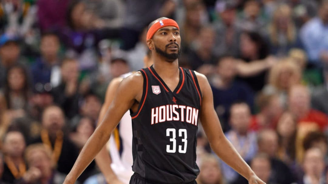 Corey Brewer #33 of the Houston Rockets (Photo by Gene Sweeney Jr/Getty Images)
