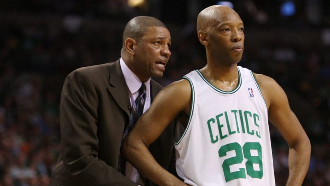Sam Cassell (Photo by Elsa/Getty Images)