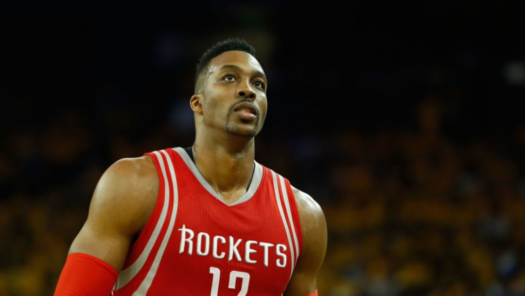 Houston Rockets Dwight Howard (Photo by Lachlan Cunningham/Getty Images)