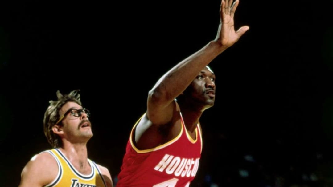 Elvin Hayes (Photo by Andrew D. Bernstein/NBAE via Getty Images)