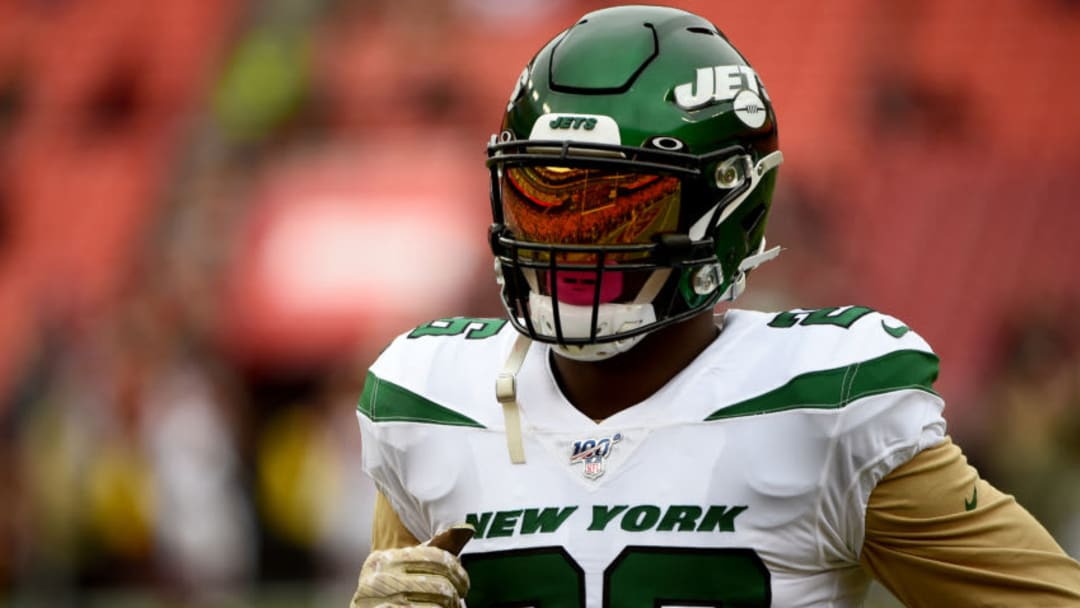 NY Jets, Le'Veon Bell (Photo by Will Newton/Getty Images)