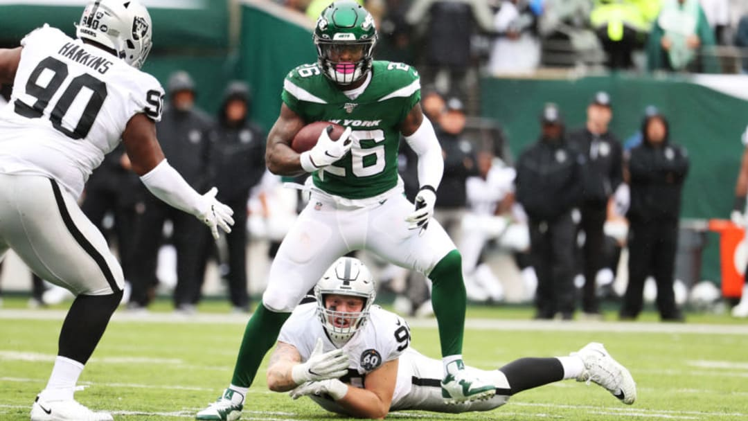 NY Jets, Le'Veon Bell (Photo by Al Bello/Getty Images)