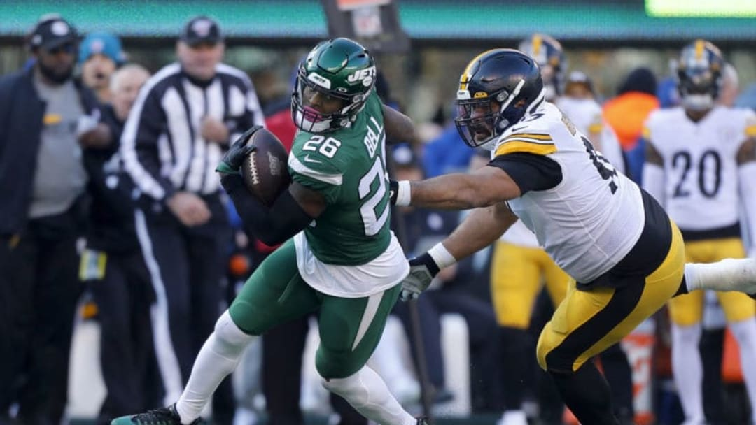 NY Jets, Le'Veon Belll (Photo by Jim McIsaac/Getty Images)