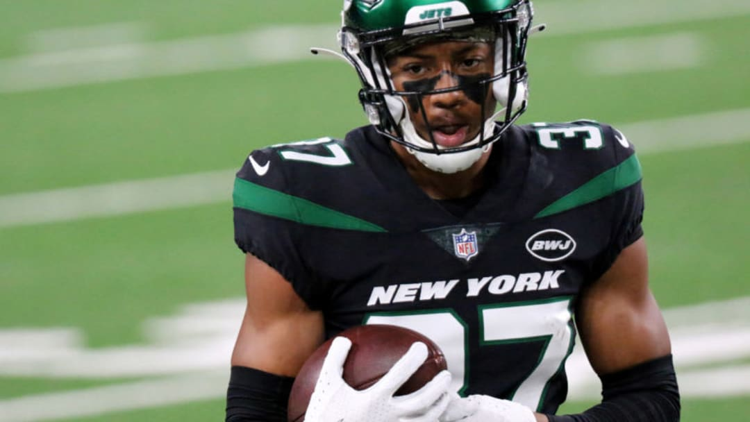 NY Jets, Bryce Hall Mandatory Credit: Kevin R. Wexler/NorthJersey.com via USA TODAY NETWORK