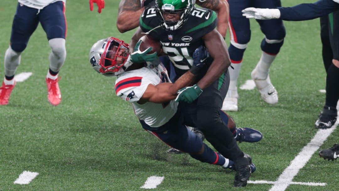 NY Jets Mandatory Credit: Vincent Carchietta-USA TODAY Sports