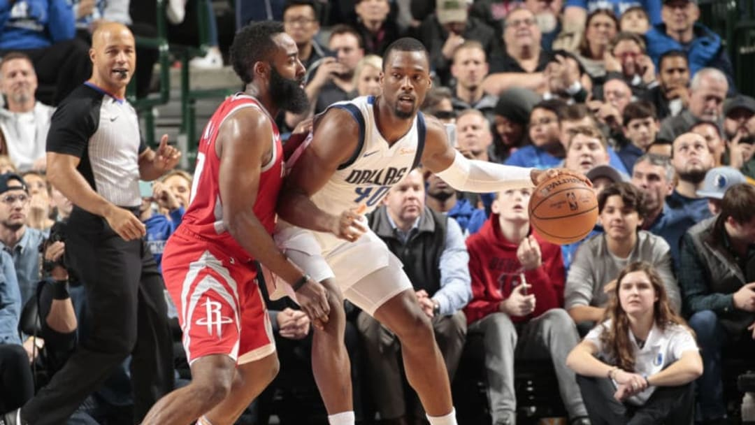 Dallas Mavericks Harrison Barnes Copyright 2018 NBAE (Photo by Glenn James/NBAE via Getty Images)