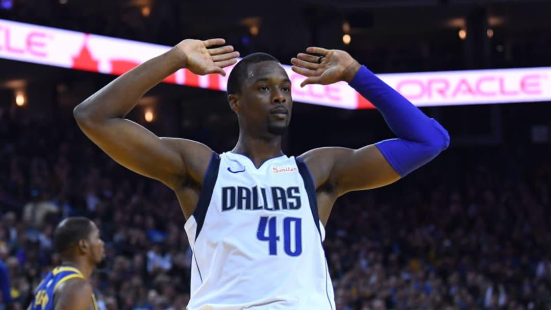 Dallas Mavericks Harrison Barnes (Photo by Thearon W. Henderson/Getty Images)