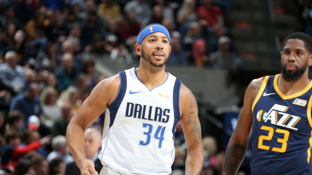 Dallas Mavericks Devin Harris Copyright 2019 NBAE (Photo by Melissa Majchrzak/NBAE via Getty Images)