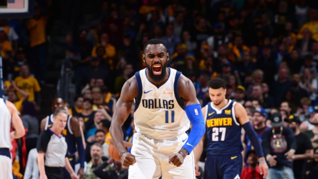 Dallas Mavericks Tim Hardaway Jr. Copyright 2019 NBAE (Photo by Bart Young/NBAE via Getty Images)