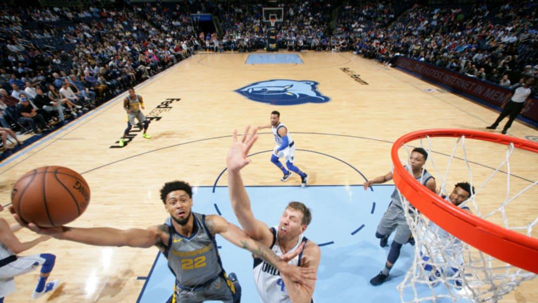 Dallas Mavericks Tyler Dorsey Copyright 2019 NBAE (Photo by Joe Murphy/NBAE via Getty Images)