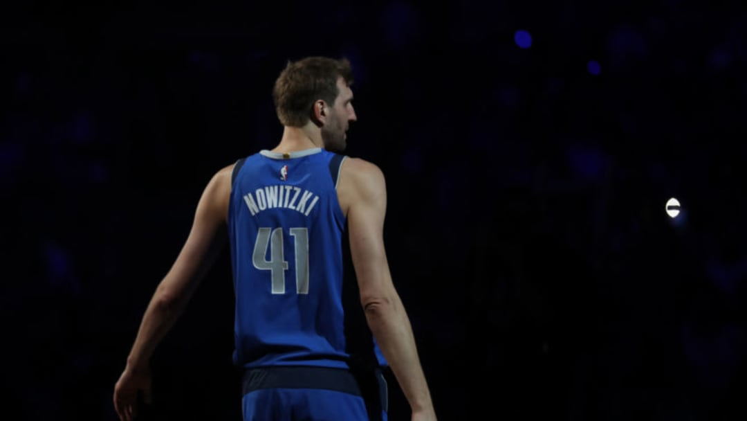 Dirk Nowitzki, Dallas Mavericks. (Photo by Ronald Martinez/Getty Images)