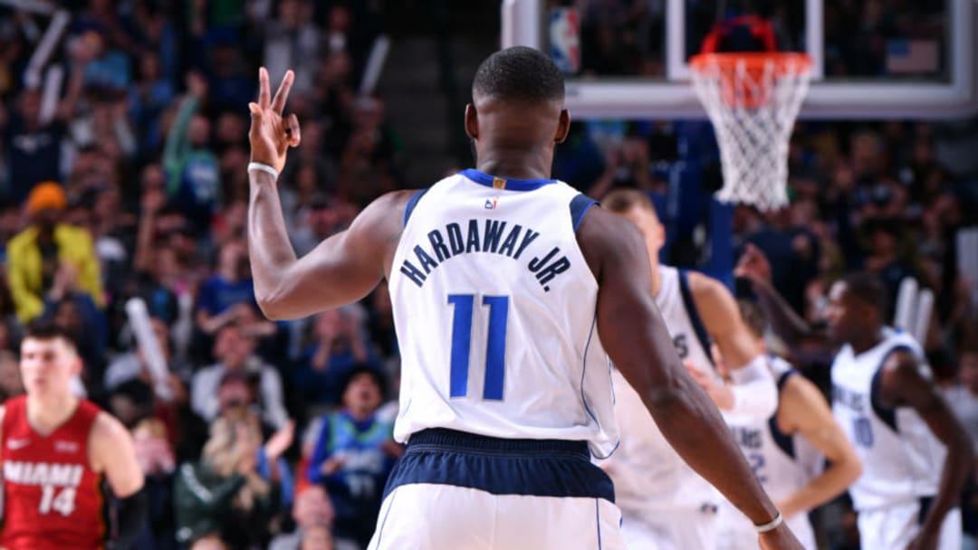 Dallas Mavericks Tim Hardaway Jr. Copyright 2019 NBAE (Photo by Glenn James/NBAE via Getty Images)