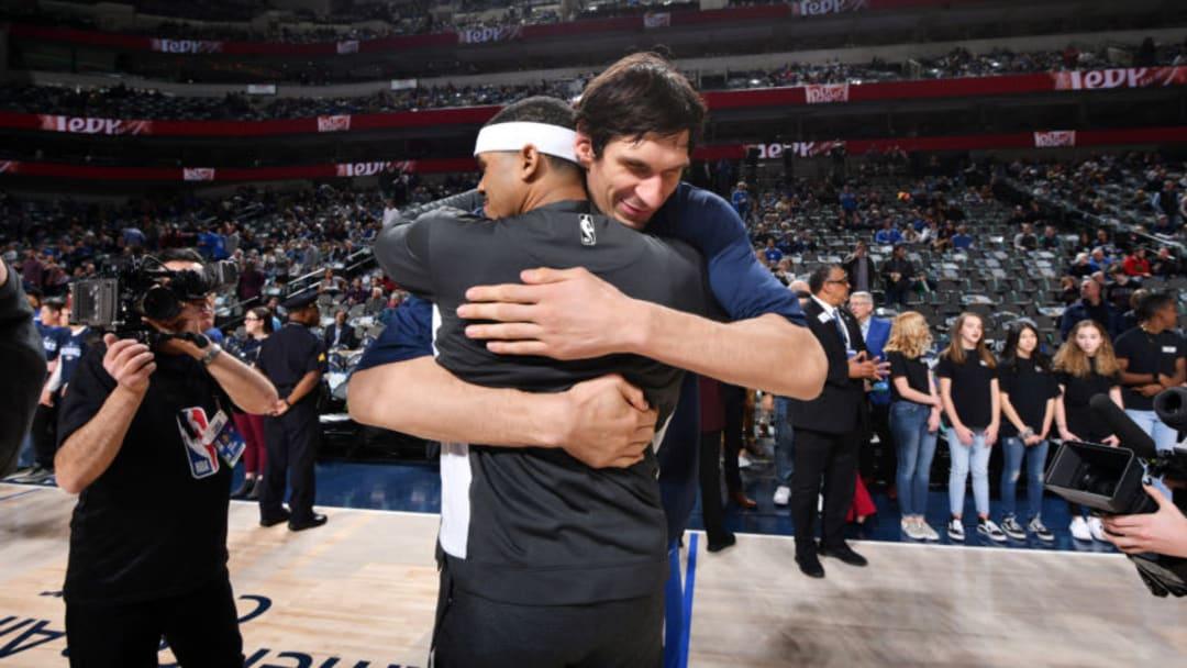 Dallas Mavericks Boban Marjanovic Copyright 2020 NBAE (Photo by Glenn James/NBAE via Getty Images)