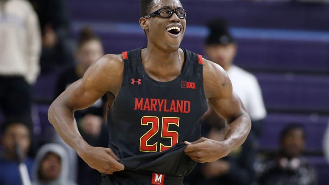 Dallas Mavericks 2020 NBA Draft Jalen Smith (Photo by Justin Casterline/Getty Images)