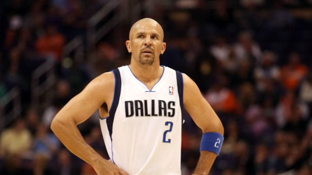 Dallas Mavericks Jason Kidd (Photo by Christian Petersen/Getty Images)
