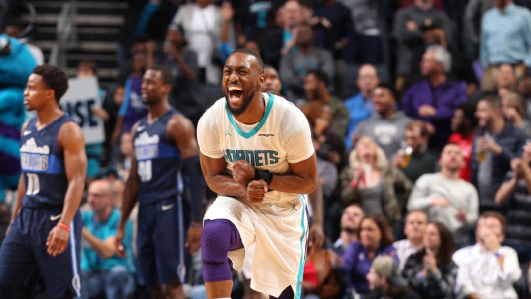 Dallas Mavericks Kemba Walker Copyright 2018 NBAE (Photo by Kent Smith/NBAE via Getty Images)