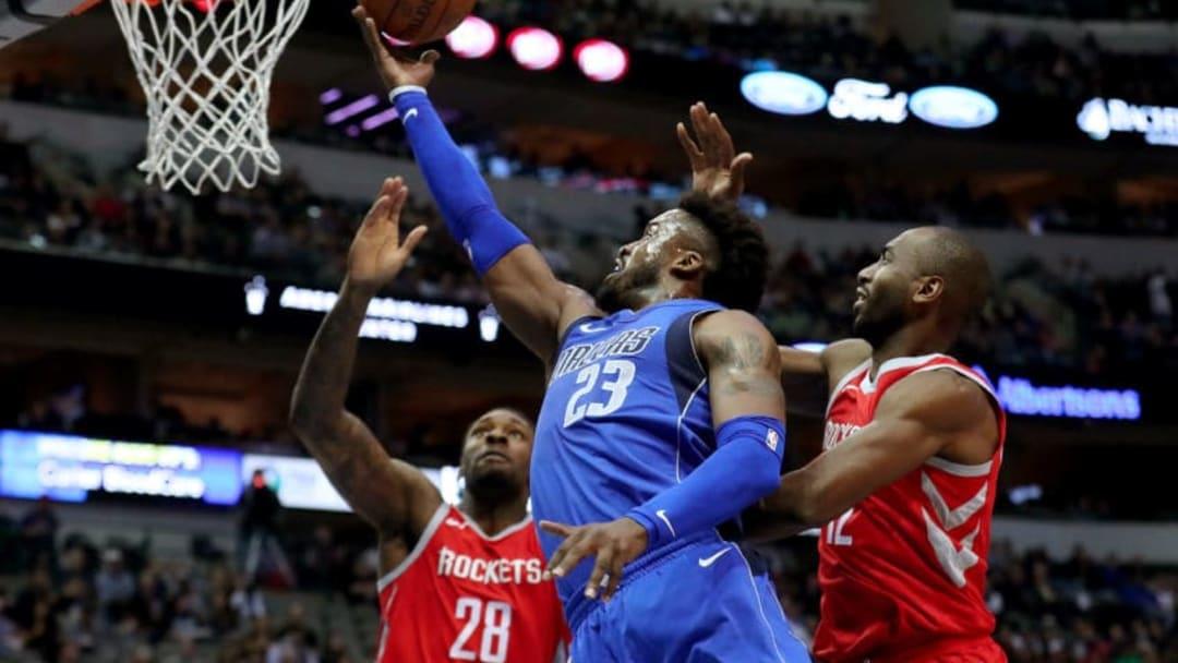Dallas Mavericks Wesley Matthews (Photo by Tom Pennington/Getty Images)