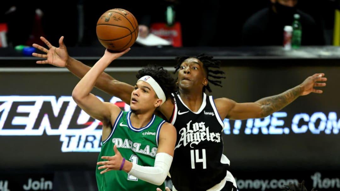 Dallas Mavericks Tyrell Terry Mandatory Credit: Jayne Kamin-Oncea-USA TODAY Sports