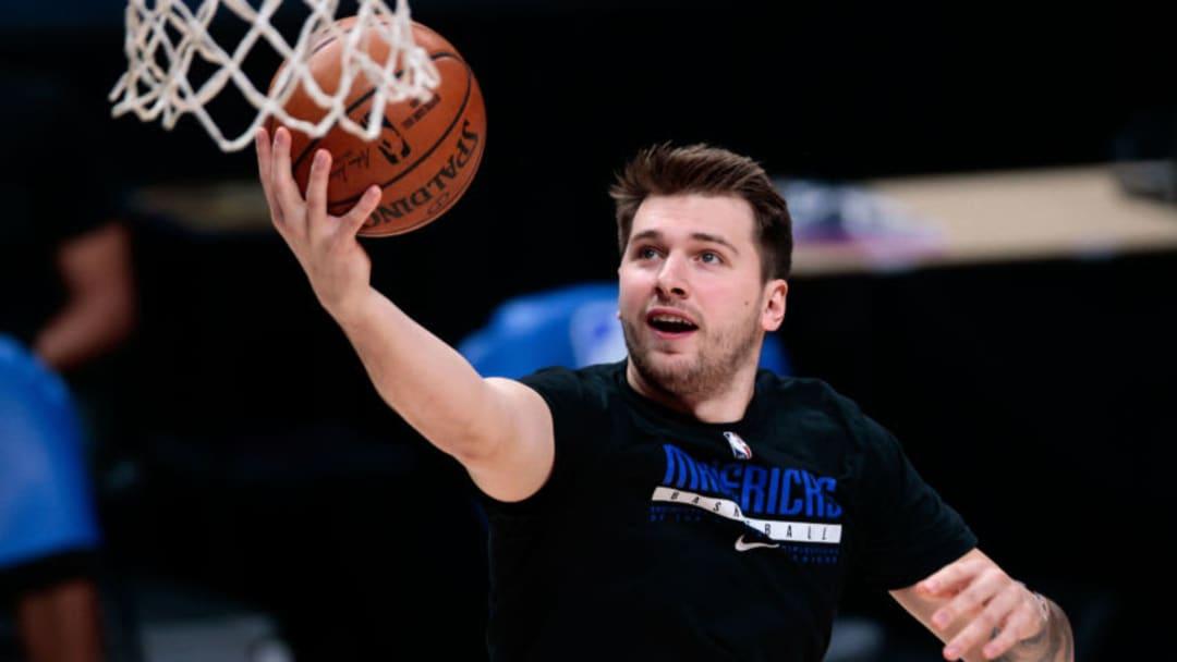Dallas Mavericks Luka Doncic Mandatory Credit: Isaiah J. Downing-USA TODAY Sports