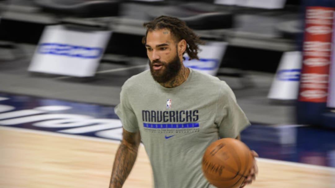 Dallas Mavericks Willie Cauley-Stein Mandatory Credit: Jerome Miron-USA TODAY Sports