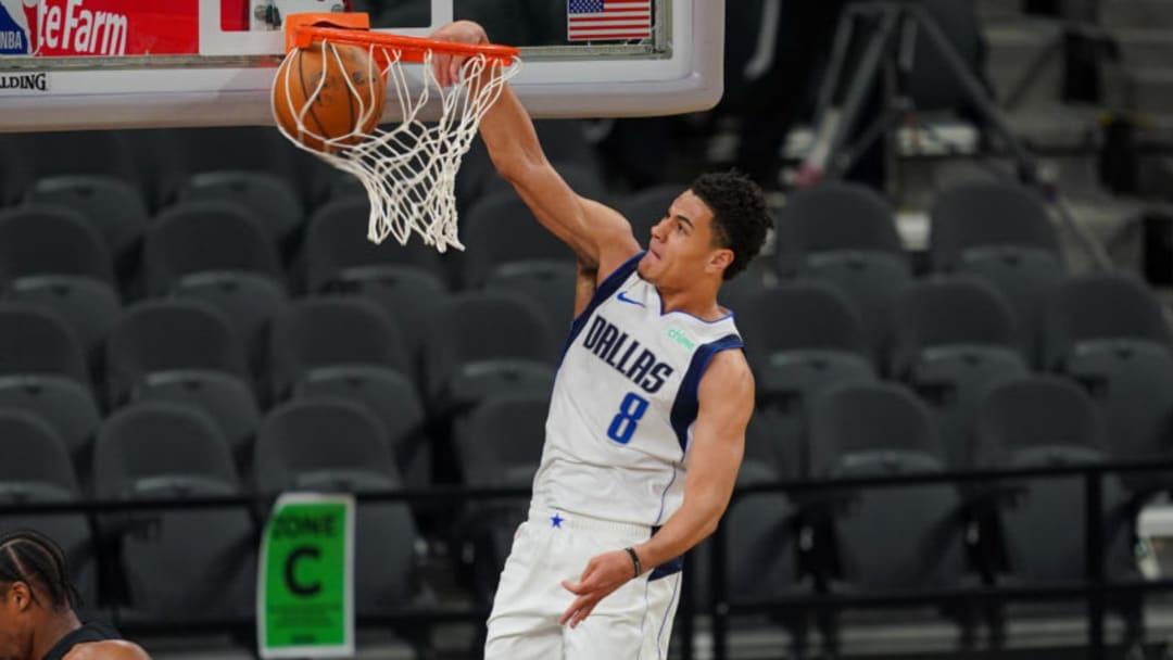 Dallas Mavericks Josh Green Mandatory Credit: Daniel Dunn-USA TODAY Sports