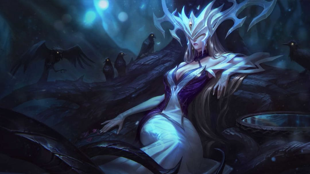 Lissandra was once one of the most popular picks in League of Legends