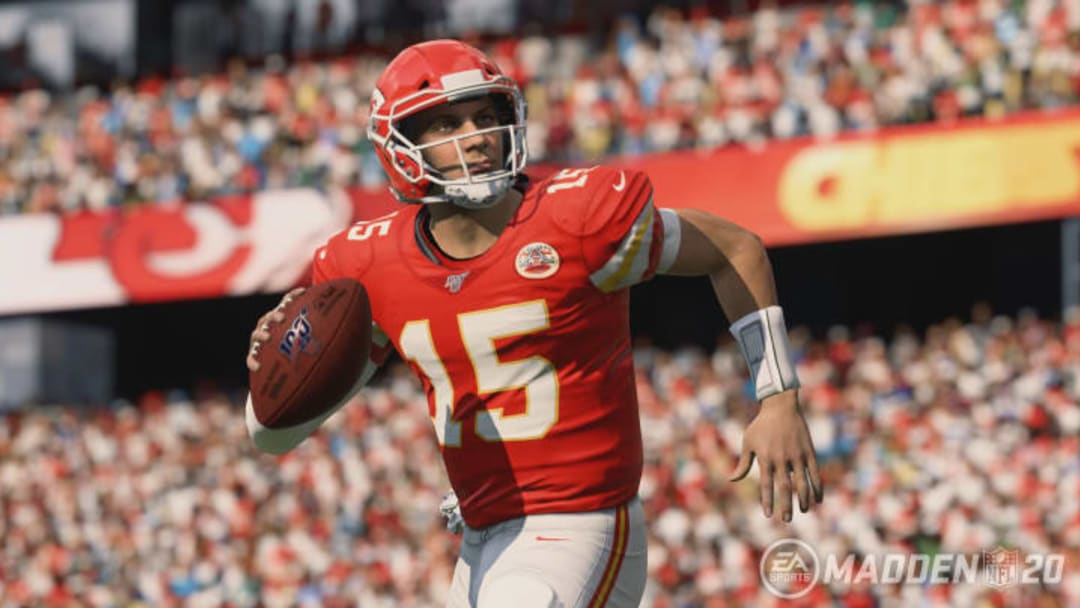 Players who know how to stiff arm in Madden 20 correctly have an advantage over the competition