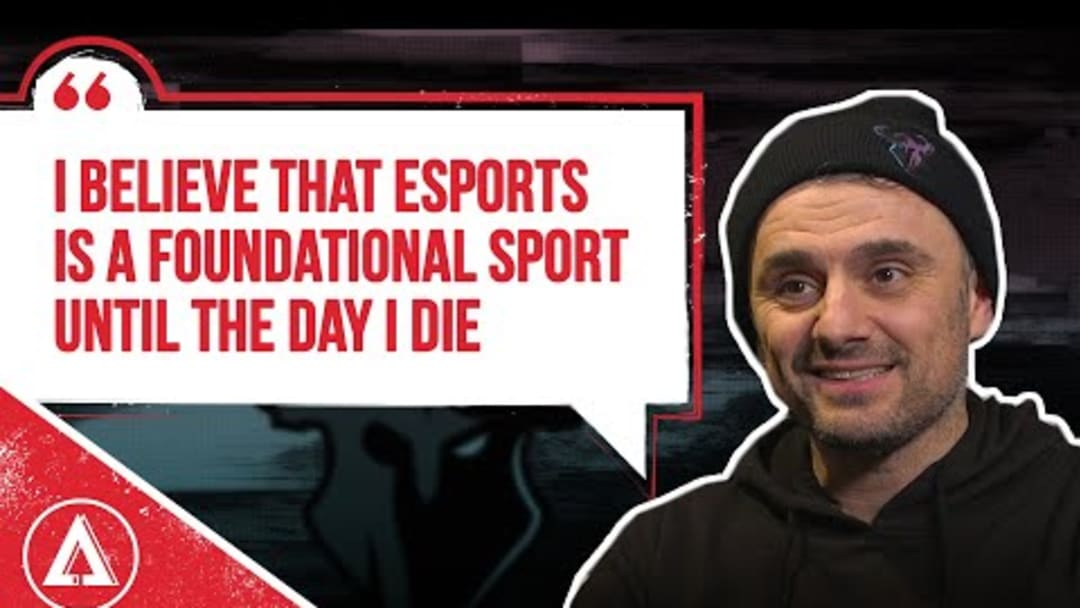 Minnesota RØKKR Co-Owner Gary Vee Opens up on the Call of Duty League 2020 Launch