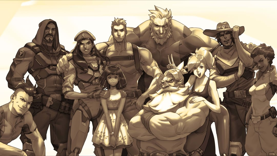 Overwatch's collapse happened slowly over time. Here are the five most important factors.