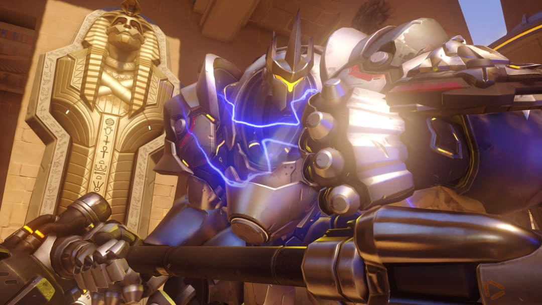 Reinhardt is the center of many of the best compositions in Overwatch history.