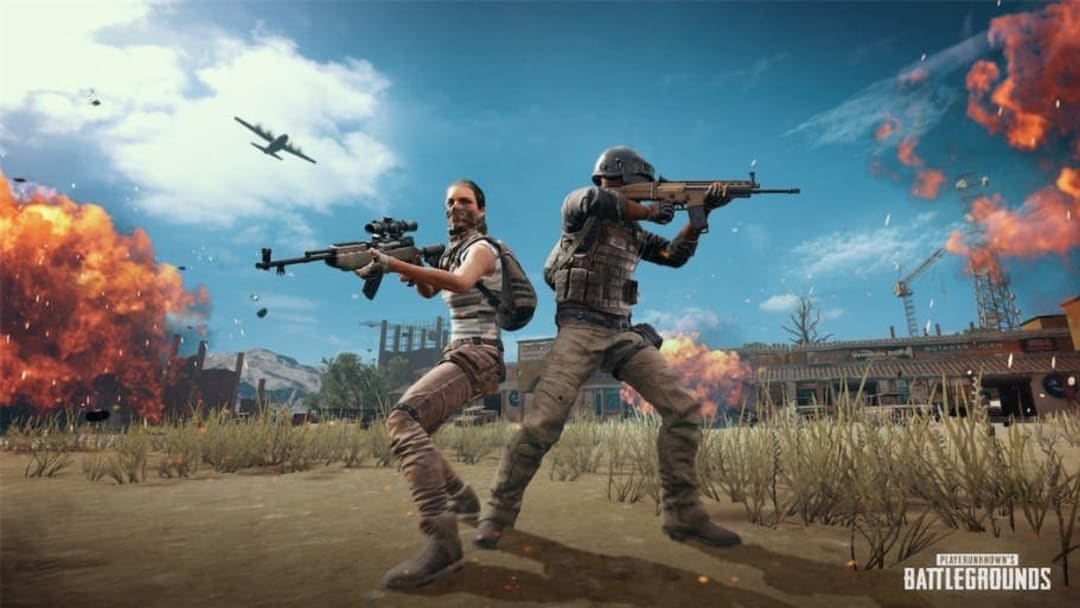Leaving a PUBG duo partner is hard. Here's when it's necessary.