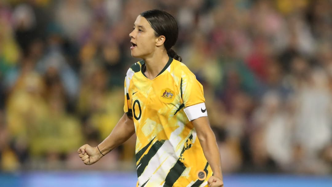 Australia v Vietnam - Women's Olympic Football Tournament Play-Off
