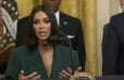VIDEO: Kim Kardashian Announces Ride-Share Program for Former Prisoners at White House