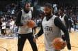 Durant está molesto con los Warriors por el trato que ha recibido y podría irse a jugar con Irving