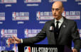 Las Vegas aparece como opción para disputar partidos de la NBA una vez vuelva la temporada