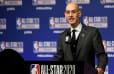 NBA anunció que por tercera semana seguida todas las pruebas de COVID-19 han salido negativas