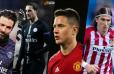 Đội hình 11 cầu thủ miễn phí Hè 2019: Rabiot, Buffon, Alves, Herrera,...