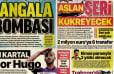18 Temmuz Haberlerinde Ön Plana Çıkan Gazete Manşetleri