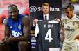 Tổng hợp chuyển nhượng của các đội bóng lớn Châu Âu tuần qua