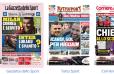 La Rassegna Stampa dei principali quotidiani sportivi italiani di martedì 23 luglio
