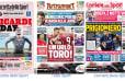 La Rassegna Stampa dei principali quotidiani sportivi italiani di giovedì 22 agosto